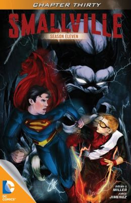 Smallville Season 11 #30 (NOOK Comics with Zoom View)