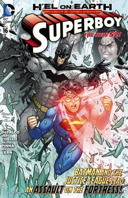 Superboy #16 (2011- ) (NOOK Comics with Zoom View)