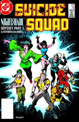 Suicide Squad #14 (1987-1992, 2010) (NOOK Comics with Zoom View)