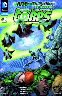 Green Lantern Corps (2011- ) Annual #1 (NOOK Comics with Zoom View)