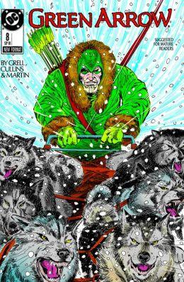 Green Arrow #8 (1988-1998) (NOOK Comics with Zoom View)