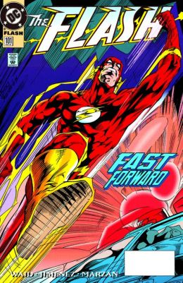 The Flash #101 (1987-2009) (NOOK Comics with Zoom View)