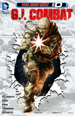 GI Combat #0 (2012- ) (NOOK Comics with Zoom View)