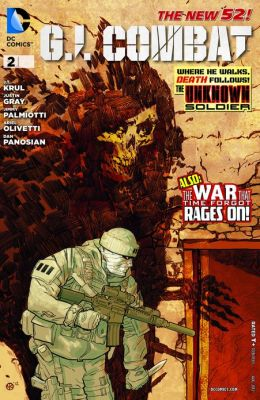 GI Combat #2 (2012- ) (NOOK Comics with Zoom View)