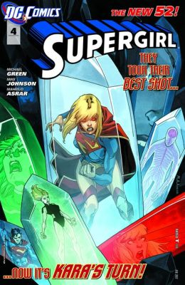 Supergirl #4 (2011- ) (NOOK Comics with Zoom View)
