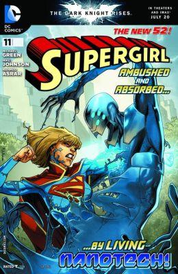 Supergirl #11 (2011- ) (NOOK Comics with Zoom View)