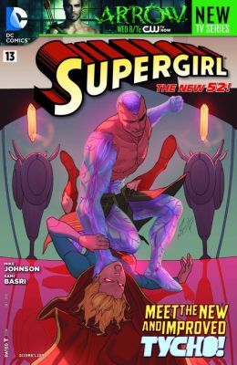 Supergirl #13 (2011- ) (NOOK Comics with Zoom View)