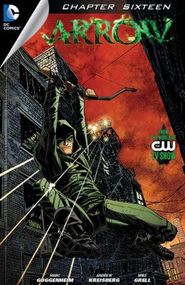 Arrow #16 (2012- ) (NOOK Comics with Zoom View)