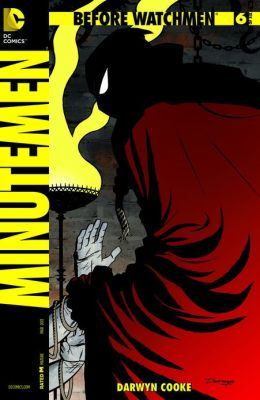 Before Watchmen: Minutemen #6 (NOOK Comics with Zoom View)