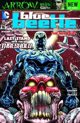 Blue Beetle #16 (2011- ) (NOOK Comics with Zoom View)