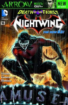 Nightwing #16 (2011- ) (NOOK Comics with Zoom View)