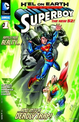 Superboy (2011- ) Annual #1 (NOOK Comics with Zoom View)