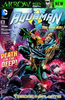 Aquaman #16 (2011- ) (NOOK Comics with Zoom View)