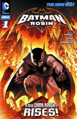Batman and Robin (2011- ) Annual #1 (NOOK Comics with Zoom View)