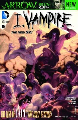 I, Vampire #16 (2011- ) (NOOK Comics with Zoom View)