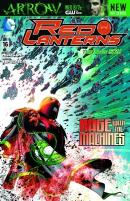 Red Lanterns #16 (2011- ) (NOOK Comics with Zoom View)
