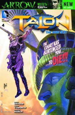 Talon #4 (2012- ) (NOOK Comics with Zoom View)