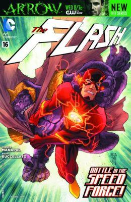 The Flash #16 (2011- ) (NOOK Comics with Zoom View)