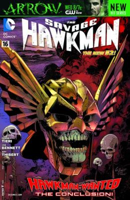 The Savage Hawkman #16 (2011- ) (NOOK Comics with Zoom View)