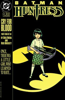Batman/Huntress: Cry for Blood #4 (NOOK Comics with Zoom View)