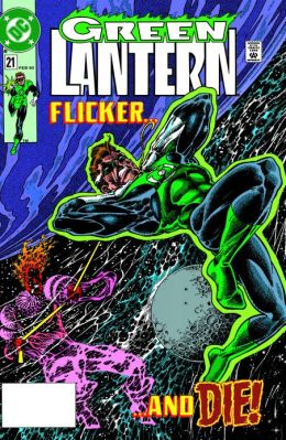 Green Lantern #21 (1990-2004) (NOOK Comics with Zoom View)