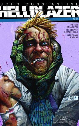Hellblazer #281 (NOOK Comics with Zoom View)