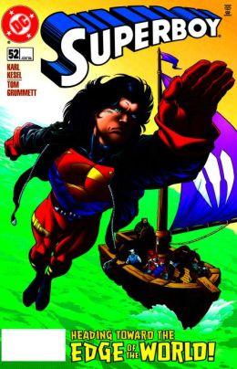 Superboy #52 (1994-2002) (NOOK Comics with Zoom View)