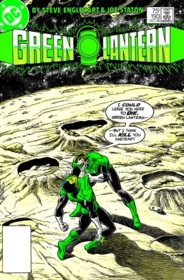 Green Lantern #193 (1976-1986) (NOOK Comics with Zoom View)