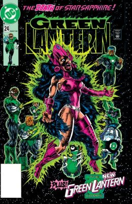 Green Lantern #24 (1990-2004) (NOOK Comics with Zoom View)