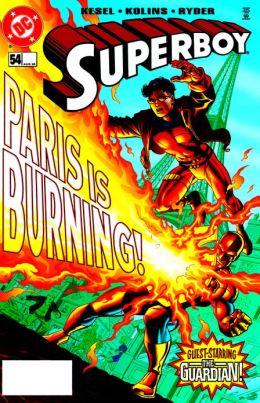 Superboy #54 (1994-2002) (NOOK Comics with Zoom View)