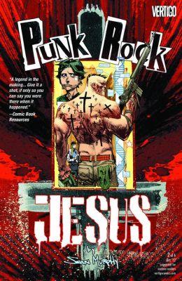 Punk Rock Jesus #2 (NOOK Comics with Zoom View)