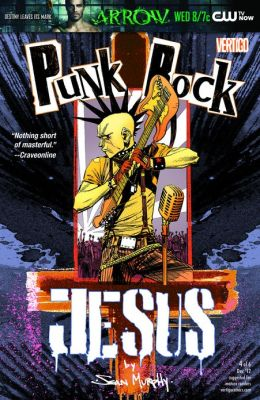 Punk Rock Jesus #4 (NOOK Comics with Zoom View)