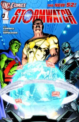 Stormwatch #1 (2011- ) (NOOK Comics with Zoom View)