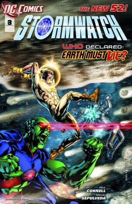 Stormwatch #3 (2011- ) (NOOK Comics with Zoom View)