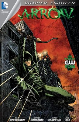 Arrow #18 (2012- ) (NOOK Comics with Zoom View)