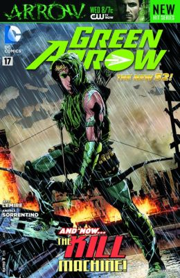 Green Arrow #17 (2011- ) (NOOK Comics with Zoom View)