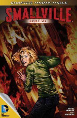 Smallville Season 11 #33 (NOOK Comics with Zoom View)
