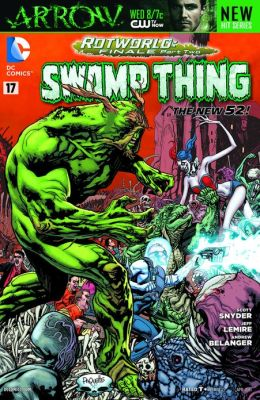 Swamp Thing #17 (2011- ) (NOOK Comics with Zoom View)
