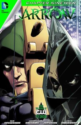 Arrow #19 (2012- ) (NOOK Comics with Zoom View)