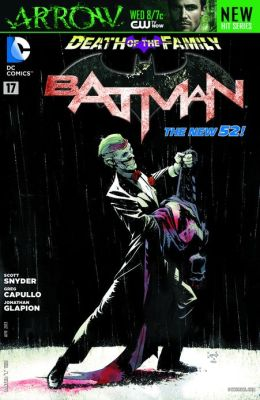 Batman #17 (2011- ) (NOOK Comics with Zoom View)