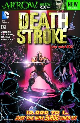 Deathstroke #17 (2011- ) (NOOK Comics with Zoom View)