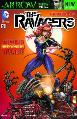 The Ravagers #9 (2012- ) (NOOK Comics with Zoom View)