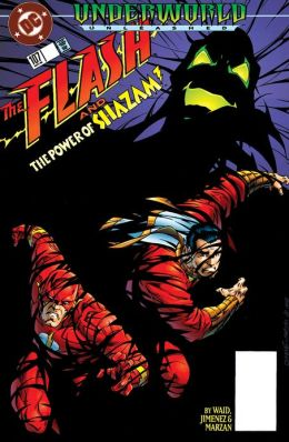 The Flash #107 (1987-2009) (NOOK Comics with Zoom View)
