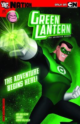 Green Lantern: The Animated Series #0 (NOOK Comics with Zoom View)