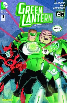 Green Lantern: The Animated Series #3 (NOOK Comics with Zoom View)