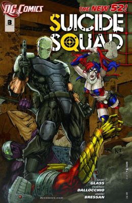 Suicide Squad #3 (2011- ) (NOOK Comics with Zoom View)