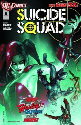 Suicide Squad (2011- ) #6 (NOOK Comic with Zoom View)
