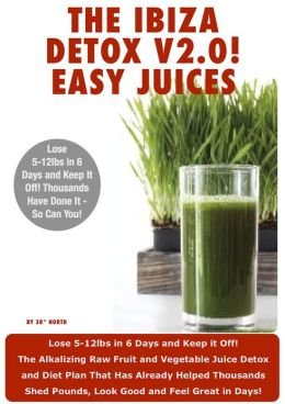 Ibiza Detox Diet Plan V2.0! Easy Juices 2013