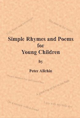 Simple Rhymes and Poems for Young Children