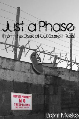 Just A Phase (From the Desk of Col. Garrett Ross)